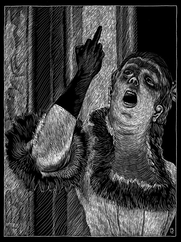 """gwen tomahawk Edgar Degas """"la chanteuse au gant"""" 1878"""