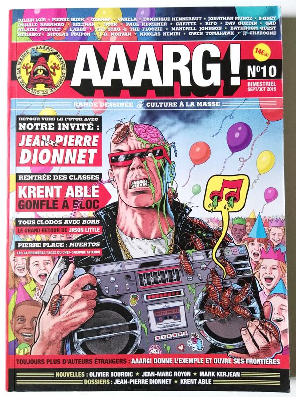 Aaarg! #10