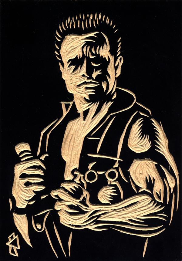 (Commando - 1985) Arnold Schwarzenegger