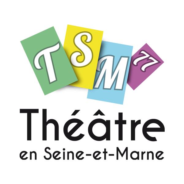 Gwen Tomahawk Logo TSM 77 Théâtre en Seine-et-Marne