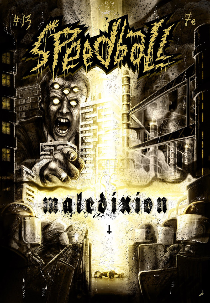 Speedball Maledixion