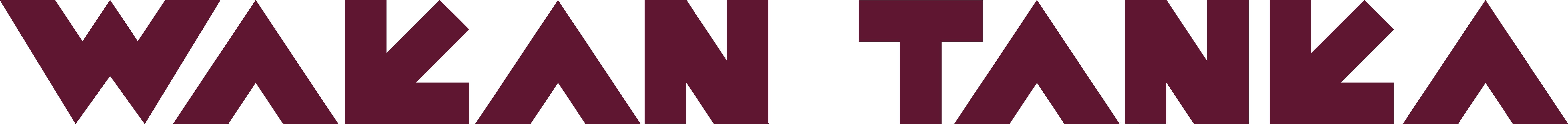 Logo Wakan Tanka par Gwen Tomahawk Graphiste Fontainebleau