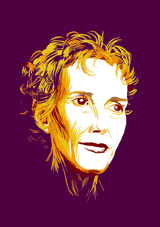 Gwen Tomahawk Graphiste Illustrateur Fontainebleau Claire Denis