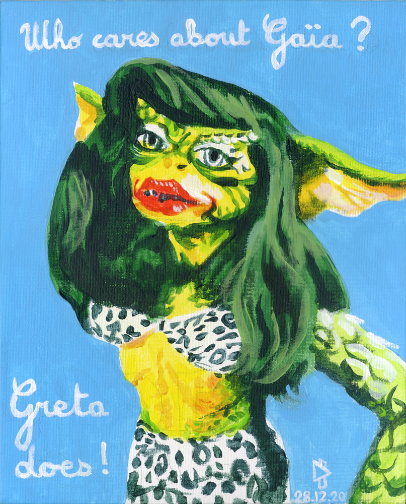 Greta Gremlins